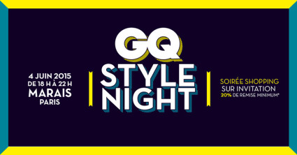 Laurence Phitoussi - GQ Style Night