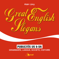 Couverture Great English Slogans